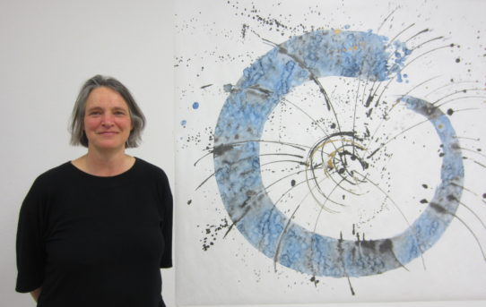 Papiergebilde und Klangfarben – Ausstellung im Rechenzentrum Potsdam