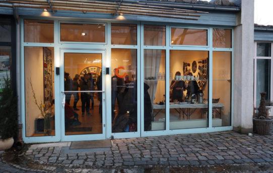 Ausstellung Galerie Centaura, Dresden
